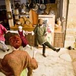 Mittelalterliches Tanzen im Histotainment Park Adventon