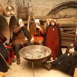Aufwärmen in Ragnars Taverne