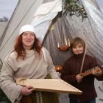 Stilvolle Musikinstrumente zur Weihnachtszeit