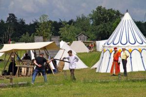 Pfingstfest Lager