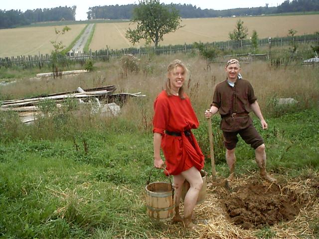 Elke und Ingo